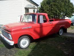 Egger 1963 Mercury M100 Specs, Photos, Modification Info at CarDomain