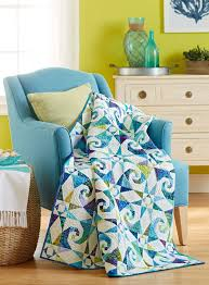 Sea Swept Quilt Pattern