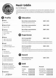 Examples Of A Cv Magnificent Resume Format Uk Enchanting Uk Cv Template Engneeuforicco Simple