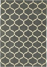 ikea stockholm rug white net pattern grey