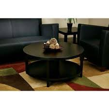 merge black coffee table