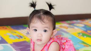 1歳の女の子の髪型ショートやミディアムなど長さ別のアレンジ子育て