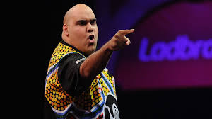 He was born on 14 september 1987 in subiaco, australia, he was 33 years old at the time of his demise. Nine Darter Kyle Anderson V Ian White Youtube