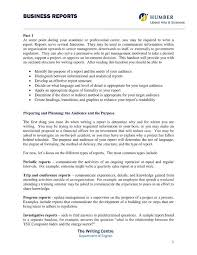 Simple Sales Report 17 Simple Business Report Examples Pdf Word Examples