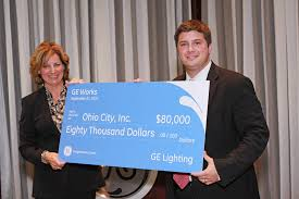 ge lighting ceo and ohio city inc executive director