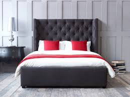 all bedroom  contemporary modern platform upholstered beds