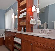 bathroom counter storage tower. attractive bathroom vanity shelves double sink with tower bathing decoration counter storage