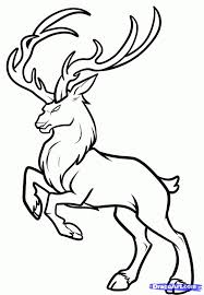 Small Picture Stunning Deer Head Coloring Pages Gallery Printable Coloring