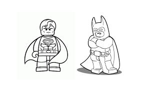 Push pack to pdf button and download pdf coloring book for free. Lego Superman Vs Batman Coloring Pages Educative Printable Lego Coloring Pages Superman Coloring Pages Batman Coloring Pages