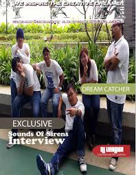Where To Buy Dream Catchers In Singapore DreamCatcher on the Magazine Cover Singapore Band DreamCatcher 49