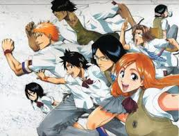 40 new version anime bleach ichigo fullbring shikai. List Of Bleach Characters Wikipedia