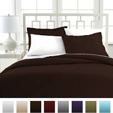 beckham hotel collection luxury soft brushed 1800 series microfiber 3 piece duvet cover set crafted in 100 brushed microfiber fabric our duvet set is