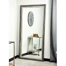 tall standing mirrors. Weathered Harbor Floor Mirror Tall Standing Mirrors