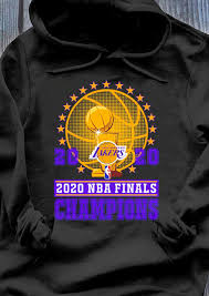 Shop los angeles lakers nba finals champs sweatshirts at fansedge. Los Angeles Lakers 2020 Nba Finals Champions Shirt Hoodie Sweater And Long Sleeve