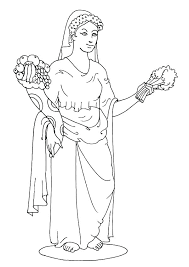 Greek Goddess Aphrodite Coloring Pages Coloring Pages Country Girl