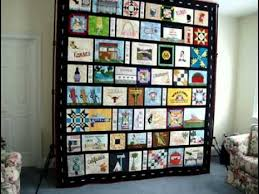 Route 66 Quilt Finished At Last! - YouTube & Route 66 Quilt Finished At Last! Adamdwight.com