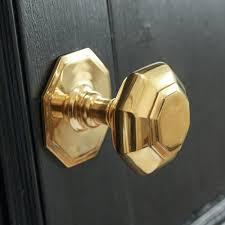 door knobs on door. Plain Door Small Octagonal Brass Door Pull In Knobs On