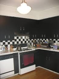 Image of: Black White Ceramic Tiles