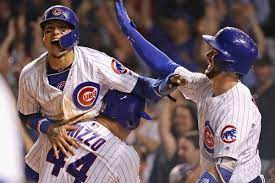 Cubs' Bryant, Rizzo, Baez all gone ...