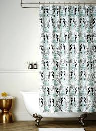 shower curtain widths gallery of half width shower curtain shower curtain width and length