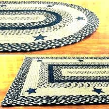 oval rugs 8x10 braided rugs oval area gallery appealing x at folk art jute rug woven
