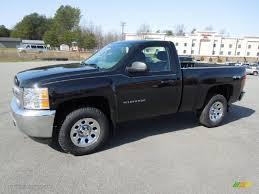 2012 Black Granite Metallic Chevrolet Silverado 1500 Work Truck ...