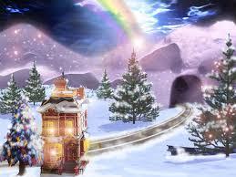 free animated christmas wallpaper 510775