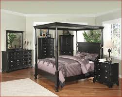 Bedroom Dark Wood Canopy Bed Girls Canopy Bed Set Queen Canopy Bed ...