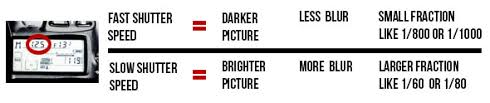 Iso Vs Shutter Speed Vs Aperture Chart Photography Basics 101 Aperture Shutter Speed And Iso