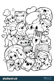 Healthy Food Coloring Pages Healthy Food Coloring Pages Healthy