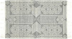 oval fringed area rugs with fringe legend black and white pattern rug