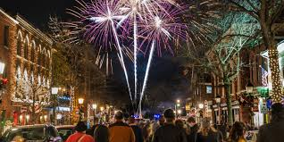 Alexandria Festival Of Lights 2018 First Night Alexandria 2019 New Years Eve Events