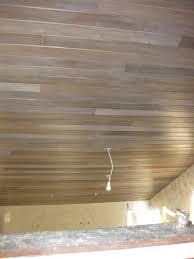 Plywood Plank Ceiling Finishing Acts Diy Making Barnwood