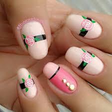 Pink Nail Art Design 45 Pretty Pink Nail Art Designs For Creative Juice