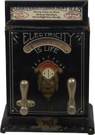 Electricity Vending Machine Interesting 48 Best Antique Arcade Games Images On Pinterest Arcade Games