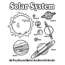 Another page of the packet is similar to the using the printable means you agree to the terms. 20 Solar System Coloring Pages For Your Little Ones
