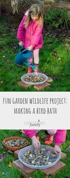 garden crafts. Give Nature A Home In Your Garden And Encourage Birds To Visit With This Easy Guide Crafts