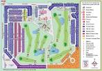 Desert Trails | Map and Location | RV Park and Golf Course
