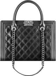 The Ultimate Guide: Chanel Timeless Bags | Bragmybag & Chanel-Boy-Quilted-Tote-Bag Adamdwight.com