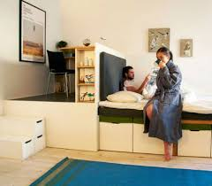 space saver bedroom furniture. Space Saving Bedroom Furniture Prototype To Reality Super Spacesaving Set Urbanist Saver
