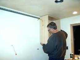 the house garden interior kitchen ikea cabinet hanging rail