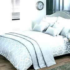 baby blue bedding grey