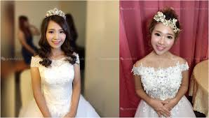 yvende mong bridal makeup hairdo services