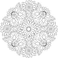 Small Picture 519 best Mandalas Coloring Pages images on Pinterest Coloring