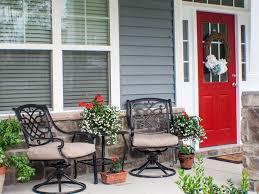 the porch furniture. Front Porch Furniture Sets Decor Front Porch Furniture The A