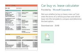 lease vs buy calculator excel financial calculators for excel onsite software training from versitas