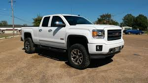 2014 gmc sierra lifted white. lifted 2014 sierra gmc white 0