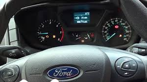 Ford Transit Traction Control Light Stays On Ford Transit Mk8 Engine Light Traction Hill Assist Warning Lights