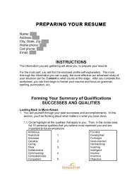 Preparing Your Cv Resume Marieclaireindia Com