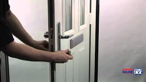 how to remove and replace a upvc eurocylinder door lock
